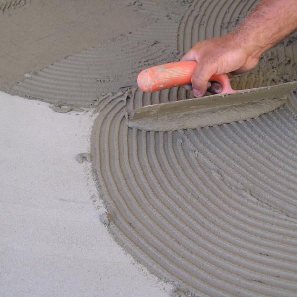 Carrelage mur et sol gedimat kmmateriaux for Joint ciment carrelage